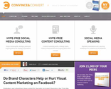 Convince and Convert: Social Media Strategy and Content Marketing Strategy