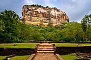 Sigiriya, the Lion Rock Fortress