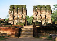 The Ruins of Polonnaruwa