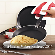 Best Crepe Maker Reviews 2015