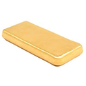 Silver Gold Bull - 10 oz Pure Assorted Gold Bar