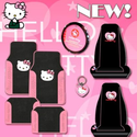 Hello Kitty Universal Car Seat Cover In Pink
