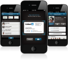 LinkedIn CardMunch - Convert Business Cards into Contacts