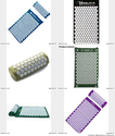 Review Acupressure Mats For Pillow, Back And Foot 2014