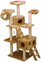 Majestic Pet 73 Inch Casita Cat Tree
