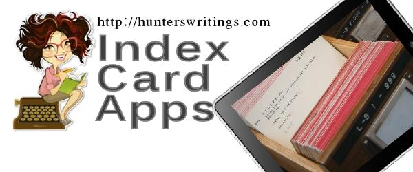 Headline for Index Card Apps