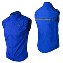 More Mile Hi-Viz Running Gilet - Royal Blue