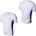 More Mile Lazio Short Sleeve Running Tee