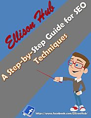 SEO Techniques Free E-Book : Step by Step Guide | Ellison-Hub