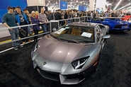Auto show proves to be a resilient draw