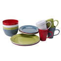 Essential Home-Melamine Dinnerware Collection