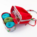 Buy or Make a Chic-a Yarn Tote