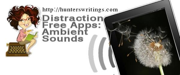 Headline for Distraction Free Apps - Ambient and Noise Reduction Sounds