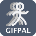 GIFPAL - Make animated GIFs online with webcam and images