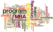 Online MBA course with Specialization