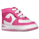 Nike Air Crib Baby Hi Top Walking Shoes