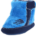 North Face Fleece Bootie Baby Walking Hi Tops