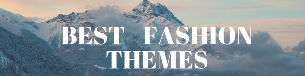 Headline for TOP Best Magento 2 Fashion Themes