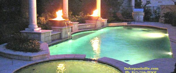 Headline for Swimming Pools in Dallas Fort worth TX