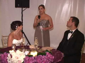 One of the best Maid of Honor Speeches I have ever heard.