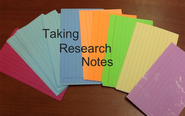 Taking Research Notes | Educreations