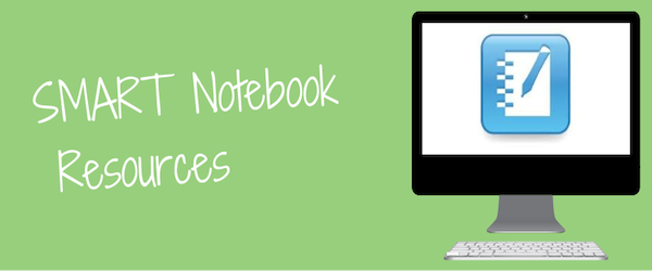 Headline for SMART Notebook Resources