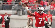 Ohio State QB Haskins wins Big Ten Player of the Week award for second time in four weeks