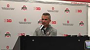 WATCH: Urban Meyer on the challenge of playing at Penn State