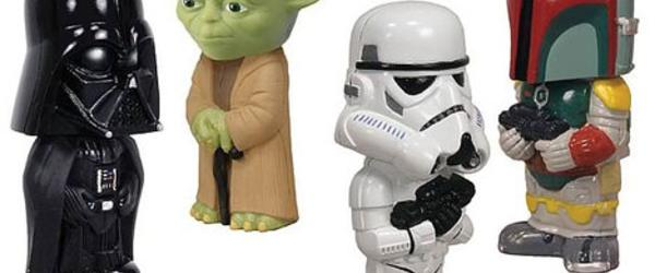 Headline for Latest Star Wars Flash Drives And USB Sticks 2014