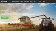 Agriculture Investment is Focus of New Equity Crowdfunding Platform