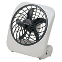 Amazon.com - Portable Battery-Operated Fan - Electric Household Fans
