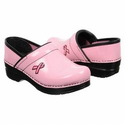 Pink ribbon clogs - TheFind