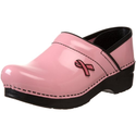 Pink Ribbon Clogs 2014