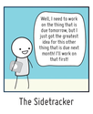 The Sidetracker
