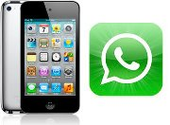 We want WhatsApp Messenger for iPod touch now.