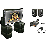 72 MGM Inflatable Indoor/Outdoor Home Theater Kit