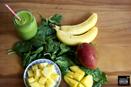 Make the best green smoothies