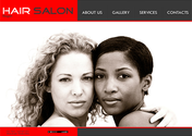Hair Salon Full Flash XML - Flashmint 3715