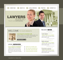 Lawyers Bureau Flash Template