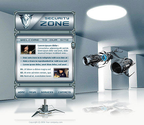 3D Flash Template Security Services #280 buy unique high-quality flash website animation at Web Site Templates.bz