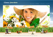 Garden Service - Easy flash template ID:300110497