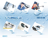 Plumbing website template Flash - installation video - Tonytemplates