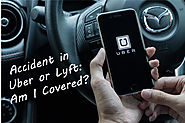 Am I Covered by Insurance When Driving or Riding in an Uber? - Dolman Law Group