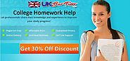 Online Homework Assignment Help| College Homework Help Services