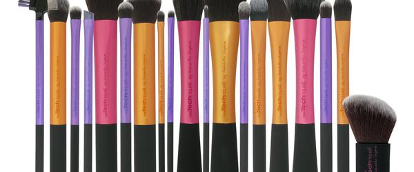 Headline for Best Real Techniques Makeup Brushes 2014