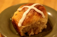 Mom's Favorite Hot Cross Buns