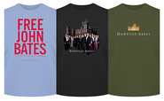 Top Downton Abbey Shirts for Women