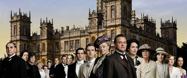 Headline for Fun Downton Abbey Hats and Costumes 2014