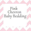 Pink Chevron Baby Bedding | Pinterest