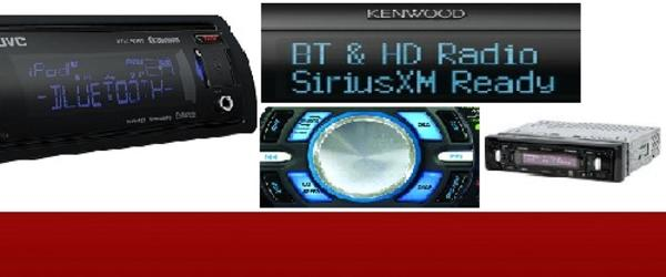 Headline for The Best Bluetooth Car Stereo Reviews For Android & iPhones